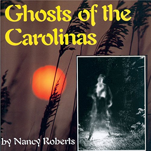 Ghosts of the Carolinas audiobook cover art
