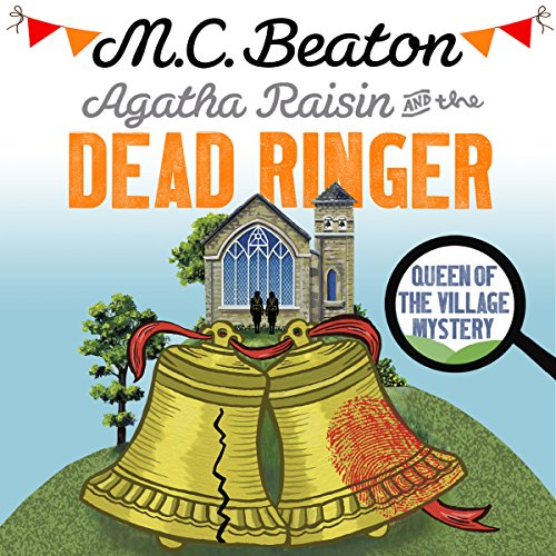 Agatha Raisin and the Dead Ringer cover art