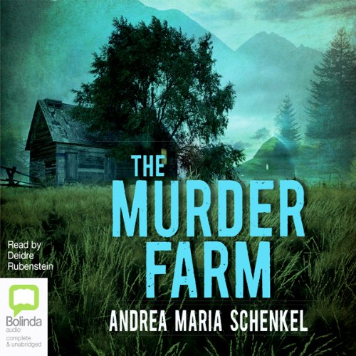 The Murder Farm audiobook cover art