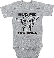 TeeNow - Star Wars Inspired (Multiple Designs) - Funny Baby Infant Onesies/Bodysuits - Boy/Girl