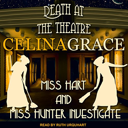 Death at the Theatre audiobook cover art