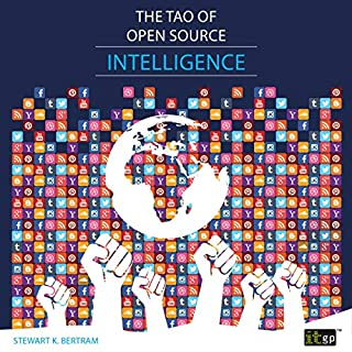 The Tao of Open Source Intelligence audiobook cover art