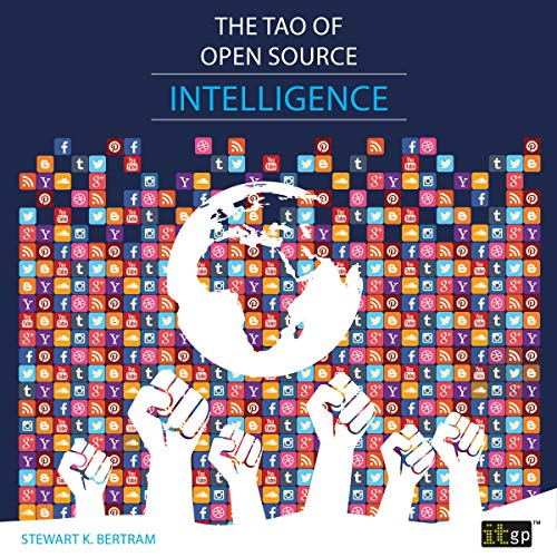The Tao of Open Source Intelligence cover art