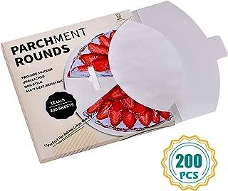 Best wilton parchment paper Reviews