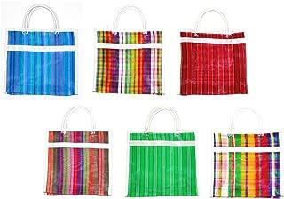 Pack of 6 Small Mercado Bags - 9.5