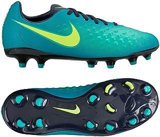 df474a8538c1 Nike Kids Magista Opus II FG Rio Teal/Volt/Obsidian/Clear Jade Soccer