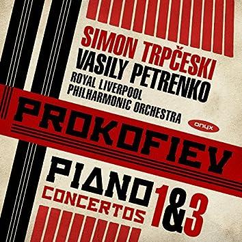 Prokofiev Piano Concerto 1 & 3
