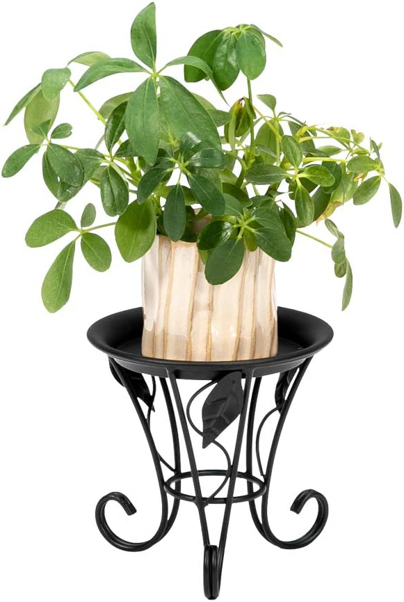 Airuisiland Flower Pot Holder Metal Stand Indoor Max 74% OFF Plant Max 51% OFF for Shelf