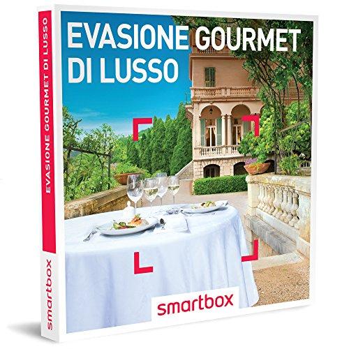 SMARTBOX - Cofanetto regalo coppia - idee regalo originale - 2 giorni di evasione gourmet di lusso