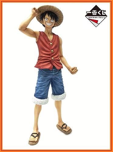 Banpresto kuji THE GREATEST  20th Annive. A prize Luffy Figure Figurine 25cm