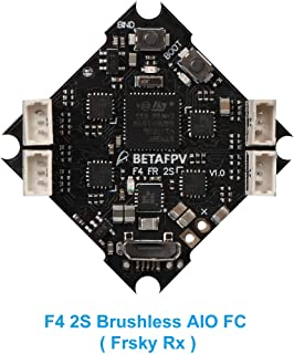 f4 2s brushless flight controller and esc