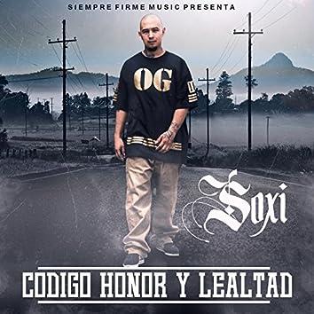 Código Honor y Lealtad