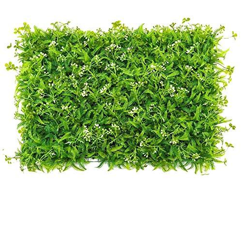 Fake lawn Gefälschter Rasen/künstliche Grünpflanze/Simulationsanlage / Simulationsrasenhintergrundwand/Türwandkunststoffdekoration / Innengrün/Außengrün (Stil: B)