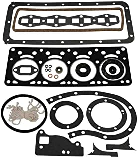 Complete Tractor Gasket Kit 1209-1324 for Massey Ferguson TE20, TO20, TO30 830631M91