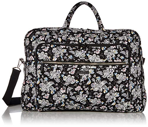 Vera Bradley Signature Cotton Grand Weekender Travel Bag, Holland Garden