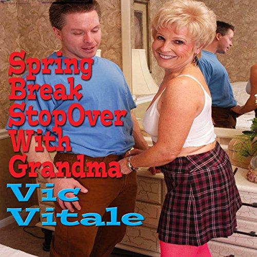 Spring Break Stopover with Grandma audiobook cover art