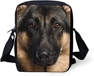 UNICEU German Shepherd Handbags Tote Bag Durable Teen Children Small Coin Purses