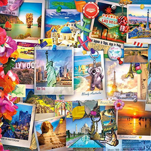 Buffalo Games - Art of Play - Adventure Awaits - 300 Large Piece Jigsaw Puzzle