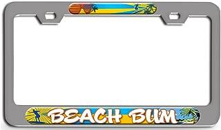 Best surfrider license plate Reviews