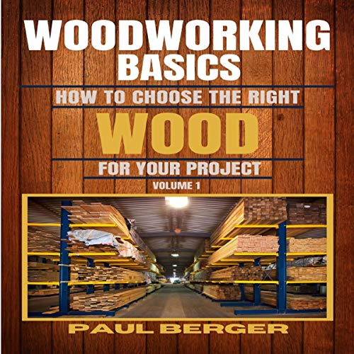 Woodworking Basics: Volume 1 cover art