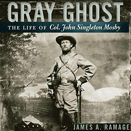 Gray Ghost cover art