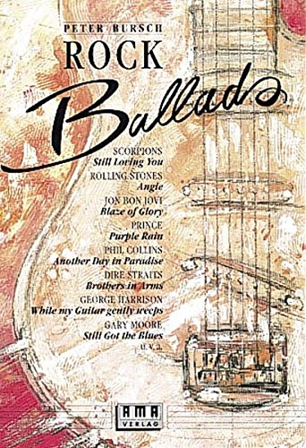 Rock Ballads, Bd.1