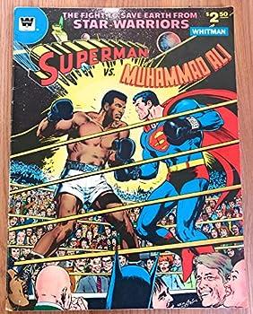 SUPERMAN VS MUHAMMAD ALI.