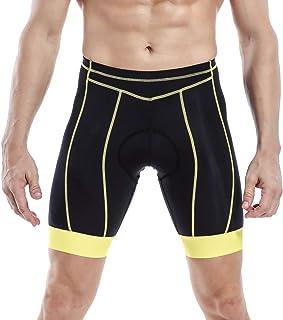 Zangxinglang Bike Shorts Cycling Shorts Bicycle Shorts for Men Half Pants 3D Padded Shorts