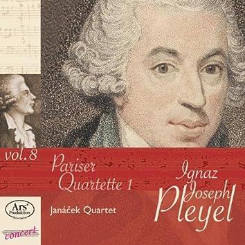 Pleyel: Vol. 8 - Pariser Quartette 1