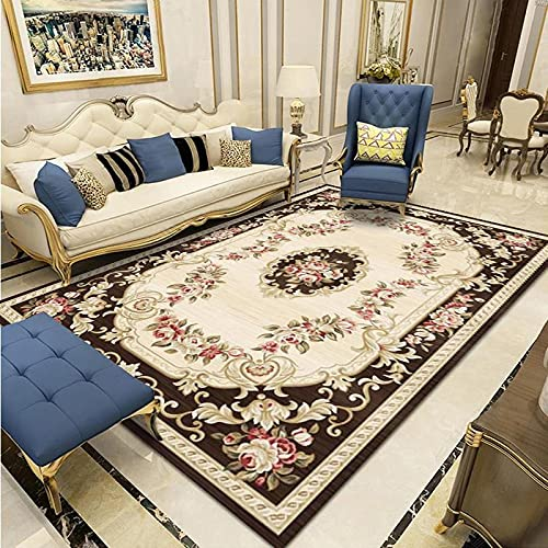 New Chinese Style Carpet Suitable For Living Room Sofa Cushion Bedroom Bedside Cushion Hotel Double Bed Queen Size Carpet