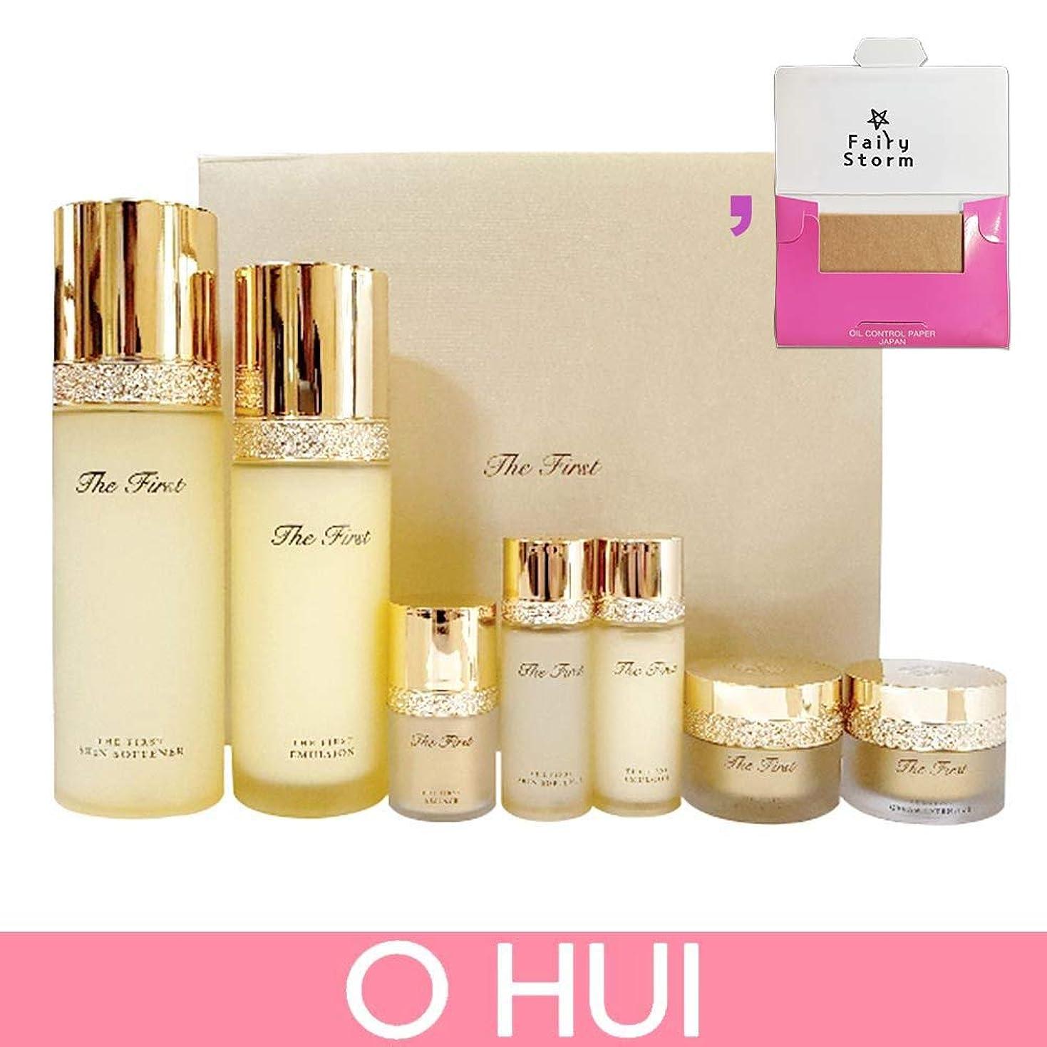たとえ例平和な[オフィス/O HUI]New~! OHUI The First SPECIAL 2種企画 SET/ザファースト2種のスキンケア特別企画セット + [Sample Gift](海外直送品)