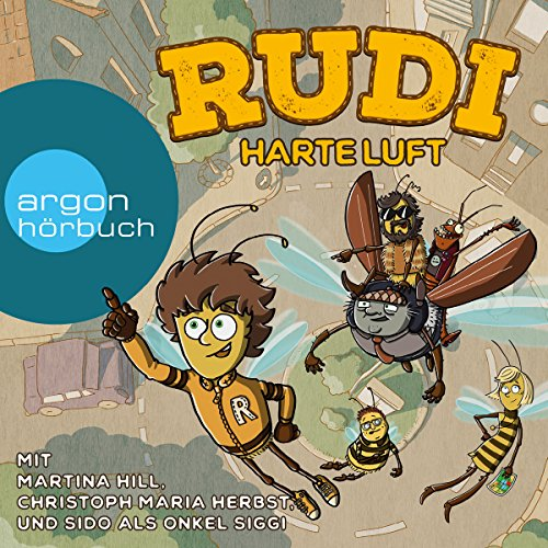 Rudi: Harte Luft Titelbild