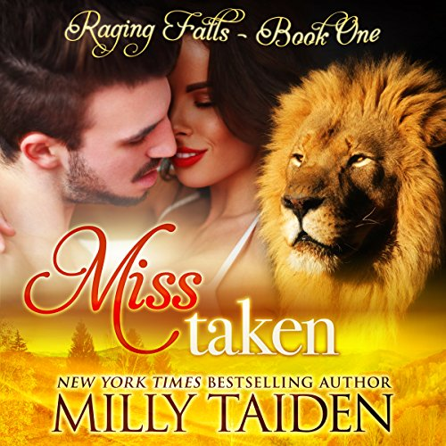 Miss Taken audiobook cover art