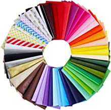"Winlyn 240 Sheets 48 Multicolor Tissue Paper Bulk Gift Wrapping Tissue Paper Decorative Art Rainbow Tissue Paper 20"" x 28""..."
