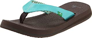 Sanuk - Womens Flip Flops - Yoga Mat