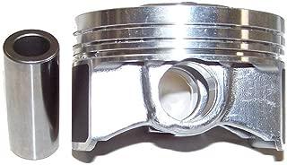 DNJ P236.20 OVersize Piston Set for 2002-2011 / Acura, Honda/Civic, RSX / 2.0L / DOHC / L4 / 16V / 122cid / K20A2, K20Z1, K20Z3