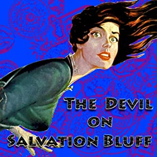 The Devil on Salvation Bluff audiobook cover art