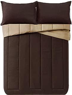 Best brown queen comforter Reviews