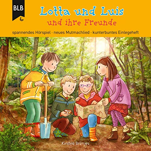 Lotta und Luis und ihre Freunde                   By:                                                                                                                                 Kirsten Brünjes                               Narrated by:                                                                                                                                 Bodo Primus                      Length: 39 mins     Not rated yet     Overall 0.0