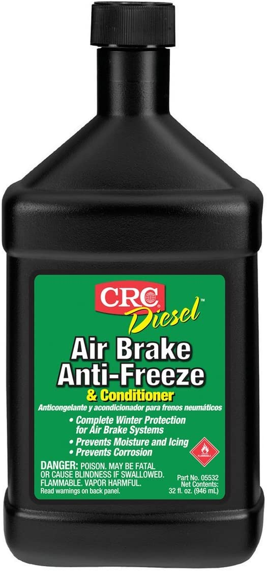 CRC 5532 Diesel Air Brake Anti-Freeze Conditioner and Super special price - o specialty shop 32 fl.