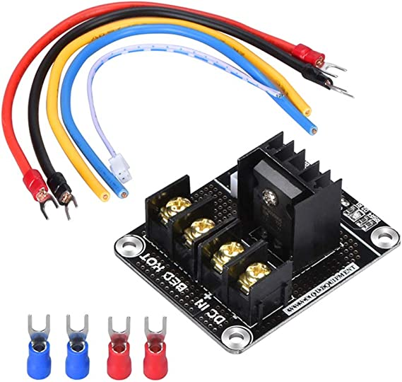 BIQU Heat Bed Power Module Expansion Hot Bed MOS Tube for 3D Printer