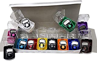 Digital Handheld Tally Counter with Box 12 pcs