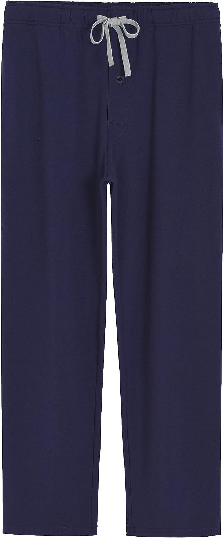 Latuza Men's Warm Pajama Pants Comfy Lounge Pants with Pockets