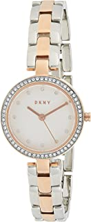 DKNY City Link, Women's Analog Watch, NY2827 - Silver