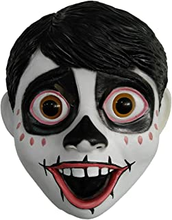 BBBL Coco Miguel Cosplay Head Latex Mask Halloween Costume Props