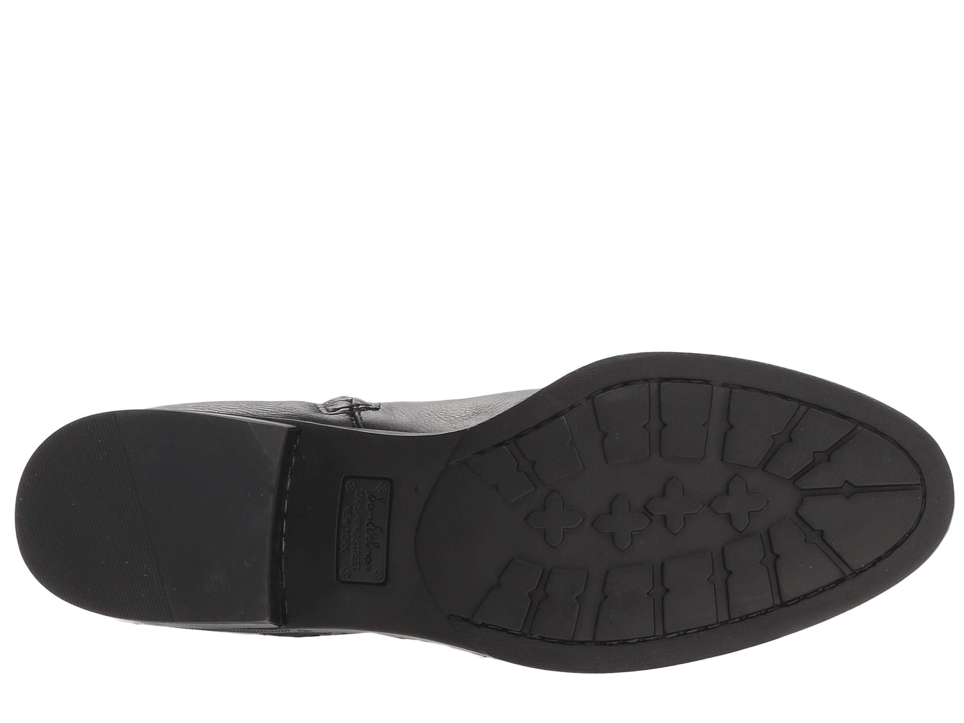 Black Boot Wide Leather Prina Neymar Sam Calf Edelman Tall TxwY0OpEqp