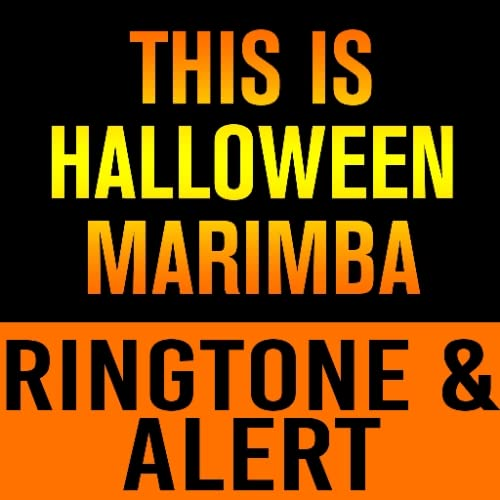 This is Halloween Marimba Ringtone and Alert