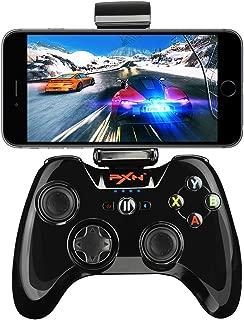 WISETIGER MFI Joystick Bluetooth Game Handle IOS Gaming Controller Gamepad -Black
