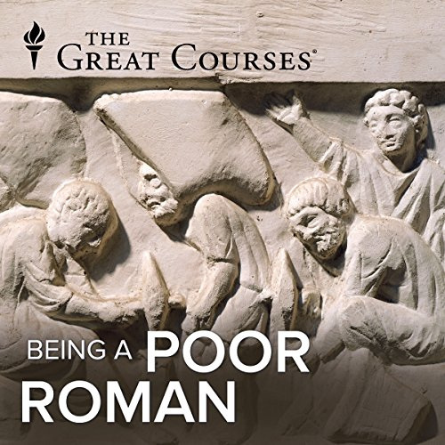 Being a Poor Roman audiobook cover art