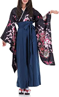 Princess of Asia Hochwertiges Japan Damen Geisha Samurai Kri